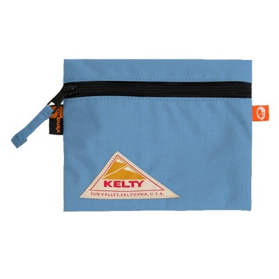 KELTY(ケルティ) DICK FLAT POUCH XS Sky 2592167