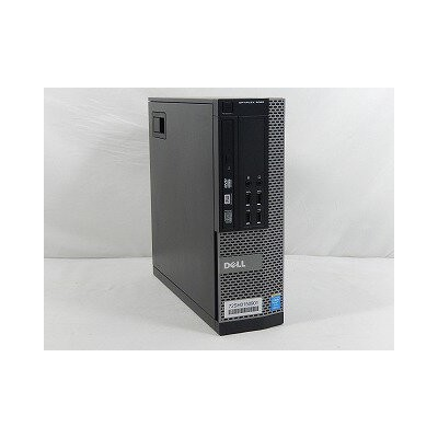 【中古】DELL OptiPlex 9020/D07S/Corei5 4570 3.2GHz/メモリ4GB/HDD500GB/DVDRW/CDRW/Win10Home【1年保証】【E】【TG】