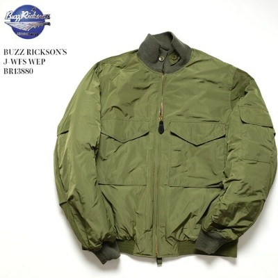 BUZZ RICKSON'S バズリクソンズ J-WES WEP BR13880