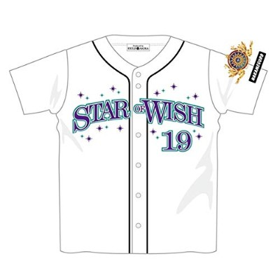 "EXILE LIVE TOUR 2018-2019 ""STAR OF WISH"" EXILE AKIRA produce ベースボールシャツ"