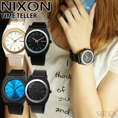NIXON ニクソン 時計 腕時計 A119A1191297/A1191308/A1191529/A1192835/A1192030TIME TELLER タイムテラー カラフル ギフト