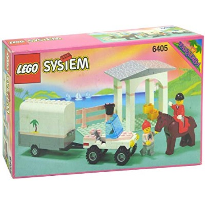 レゴ Lego Paradisa Sunset Stables 6405レゴ