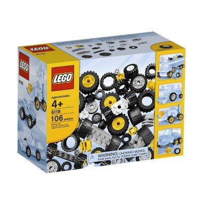 レゴ LEGO Bricks & More LEGO Wheels 6118レゴ