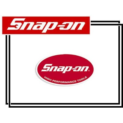 Snap-on(スナップオン)ステッカー「HIGH PERFORMANCE OVAL DECAL -SMALL」