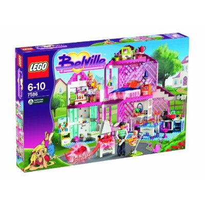 レゴ LEGO Belville Sunshine Home 7586レゴ