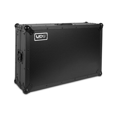 UDG Ultimate フライトケース Pioneer DJ DDJ-RX / SX / SX2 Black Plus (Laptop Shelf)【U91011BL】