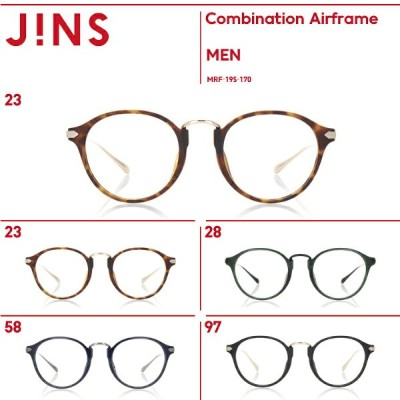 【SALE】【Combination Airframe】-JINS(ジンズ)