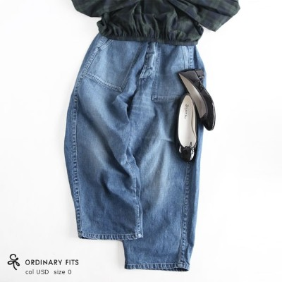 Ordinary fits(オーディナリーフィッツ) JAMES PANTS used(OF-P002D)