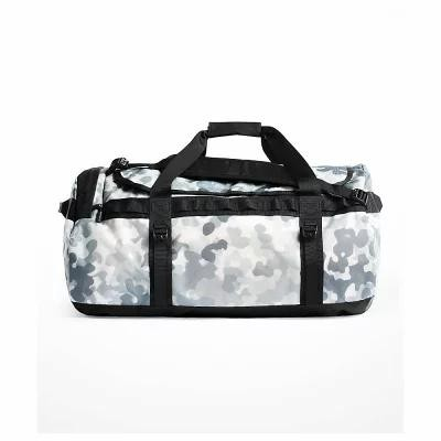 ザ ノースフェイス The North Face ボストンバッグ・ダッフルバッグ Base Camp Duffel TNF White Macrofleck Camo Print / TNF...
