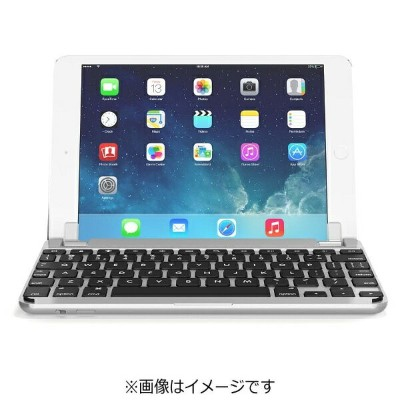 BRYDGE iPad mini 4用 BRYDGE 9.7 シルバー BRY5101[BRY5101]