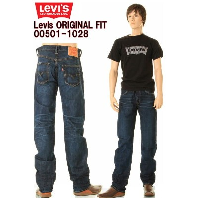 【MADE IN USA】Levi's JEANS【リーバイス ジーンズ】Levi's ORIGINAL FIT JEANS リーバイス オリジナル フィットジーンズ LOT 00501-1028...