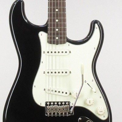 Fender Made in Japan Traditional 60s Stratocaster BLK/R(Fine Tuned by KOEIDO) エレキギター ストラト ...