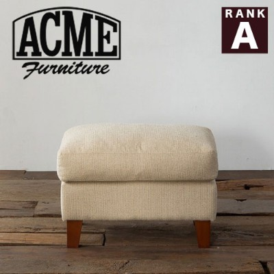 ACME Furniture アクメファニチャー JETTY FEATHER OTTOMAN Aランク ジェティ フェザー オットマン【送料無料】【ポイント10倍】