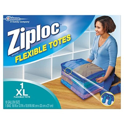 Ziploc FLEXIBLE TOTES XL1