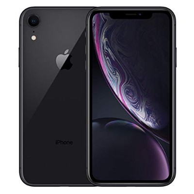 Apple iPhone XR 128GB Black ブラック MT0G2J/A A2106 国内版SIMフリー