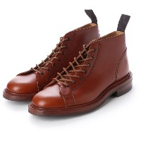 【SALE 10%OFF】トリッカーズ Tricker's 6077-MONKEY BOOT(MARRON) メンズ