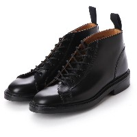 【SALE 10%OFF】トリッカーズ Tricker's 6077-MONKEY BOOT(BLACK) メンズ