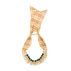 Lizzie Fortunato Jewels Picnic ネックレス - イエロー