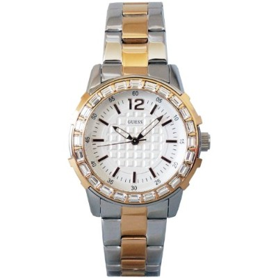 ゲス GUESS 腕時計 レディース Guess Women's U0018L3 Dazzling Sport Petite Two-Tone Stainless Steel Watchゲス...