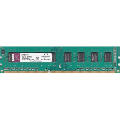 Kingston PC3-10600U (DDR3-1333) 2GB【中古】