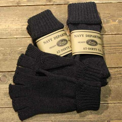 """AT-DIRTY""""FINGER LESS GLOVE""""【AT-DIRTY】(アットダーティー)正規取扱店(Official Dealer)Cannon Ball(キャノンボール)【あす楽対応】"""