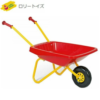 Rolly toys ローリートイズ一輪車 Red