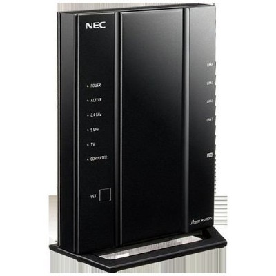 NEC PAWG2600HS wifiルーター