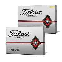 Titleist Pro V1x Golf Ball【ゴルフ ボール】