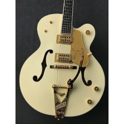 Gretsch G6136T-59 VS Vintage Select Edition '59 Falcon (#JT18083497) Vintage White 【G-CLUB渋谷】