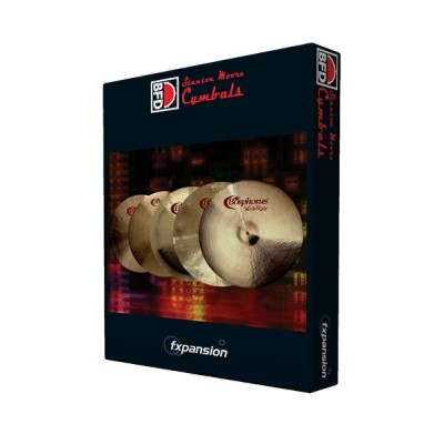 FXPansion/BFD3 Groove Pack:Stanton Moore Grooves【オンライン納品】【BFD拡張】【在庫あり】