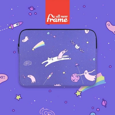 All New Frame Space Journey iPad ケース iPadケース ipad ケース ipad ポーチ iPad Air2 ケース iPad Air ケース iPad ケース...