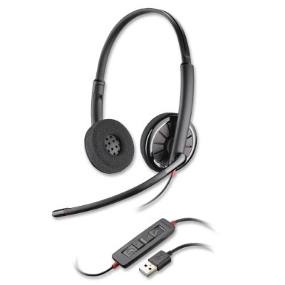 plnblackwirc320 – Plantronics Blackwire c320 USBヘッドセット