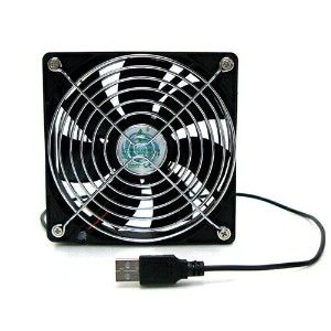 BIG-FAN USB12cmファン BIGFAN120U for Men サーキュレーター