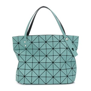 Bao Bao Issey Miyake Rock Lucent Frost ハンドバッグ - グリーン