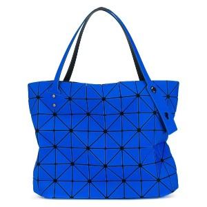 Bao Bao Issey Miyake Lucent Frost ハンドバッグ - ブルー