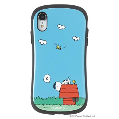 iFace First Class スヌーピー PEANUTS iPhone XR ケース [犬小屋]