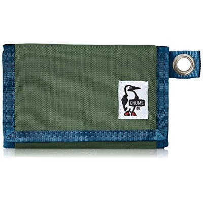 [チャムス] Eco Small Wallet CH60-0852-M021-00 Forest Green