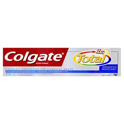 Colgate Total Toothpaste Whitening 190g