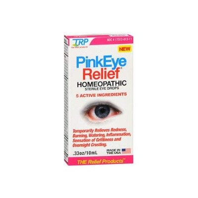 TRP Company Pink Eye Relief 0.33 Oz (2 Pack) by TRP