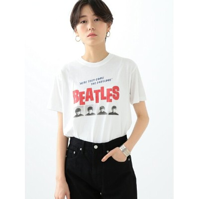 [Rakuten BRAND AVENUE]GOOD SPEED / BEATLES 64 Tee Ray BEAMS レイビームス グッド スピード Ray BEAMS ビームス ウイメン...