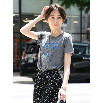 [Rakuten BRAND AVENUE]GOOD SPEED / KISS☆sprite Tee Ray BEAMS レイビームス グッド スピード Ray BEAMS ビームス ウイメン...