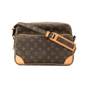 LOUIS VUITTON PRE-OWNED Nile ショルダーバッグ - ブラウン