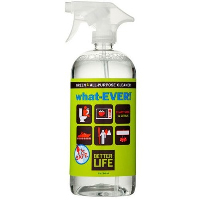 3 Savers Package:Better Life What Ever All Purpose Cleaner Clary Sage & Citrus (6 by Better Life