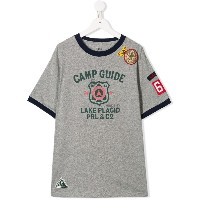 Ralph Lauren Kids Camp Guide Tシャツ - グレー