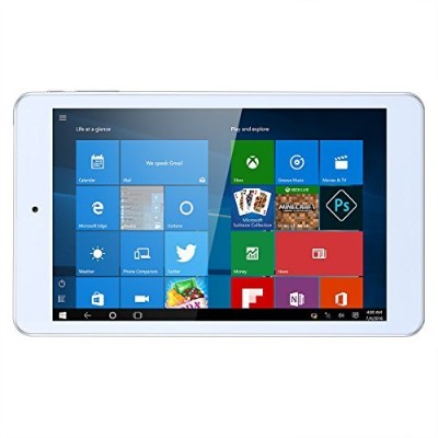 Cube iwork8 air pro Windows10 & Android 5.1 タブレット 8インチ 1920x1200 FHD Intel Atom X5 Z8350 2GB 32GB