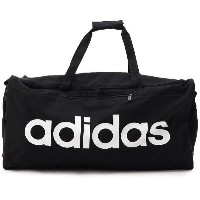 【PINK-latte(ピンク ラテ)】 【adidas/アディダス】リニアロゴビッグボストンバッグ OUTLET > PINK-latte > バッグ・財布・小物入れ > ボストンバッグ ブラック