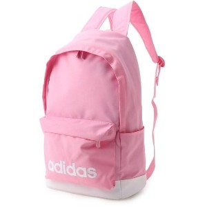 【PINK-latte(ピンク ラテ)】 【adidas/アディダス】 リニアロゴバックパック OUTLET > PINK-latte > バッグ・財布・小物入れ > リュック ベビーピンク