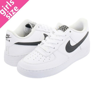 NIKE AIR FORCE 1 LOW GS ナイキ エア フォース 1 LOW GS WHITE/BLACK 314192-177