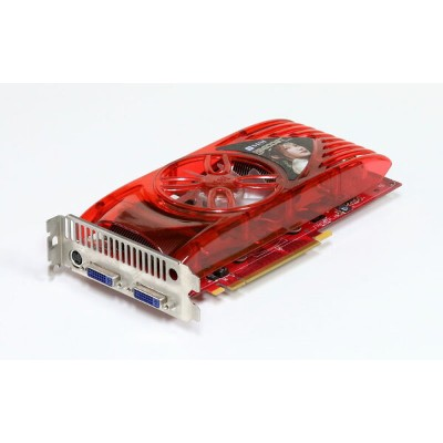 MSI GeForce 9600 GT 512MB DVI *2/TV-out PCI Express x16 N9600GT-T2D512J-OC【中古】【送料無料セール中! (大型商品は対象外)】