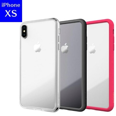 LINKASE AIR with Gorilla Glass 側面TPU iPhone XS ケース iPhone X